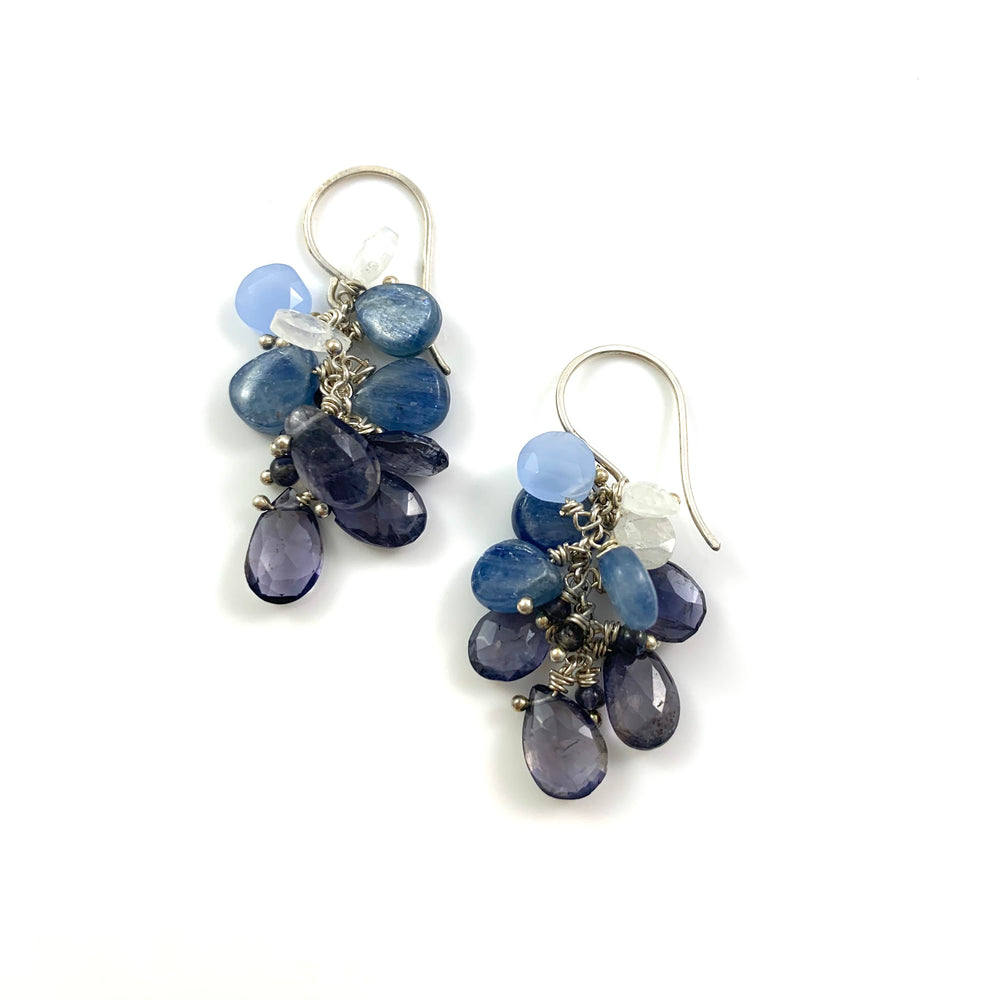 Pacific Ocean Earrings