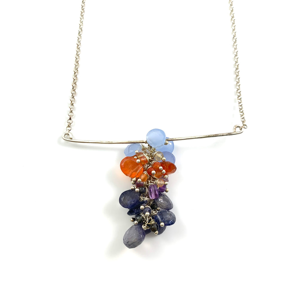 Santa Barbara Sunset Necklace