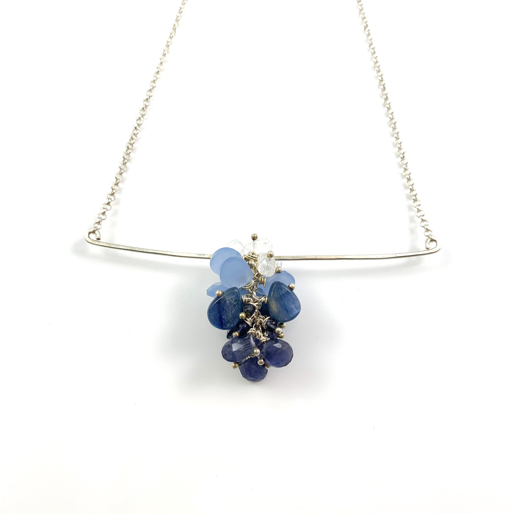 Pacific Ocean Necklace