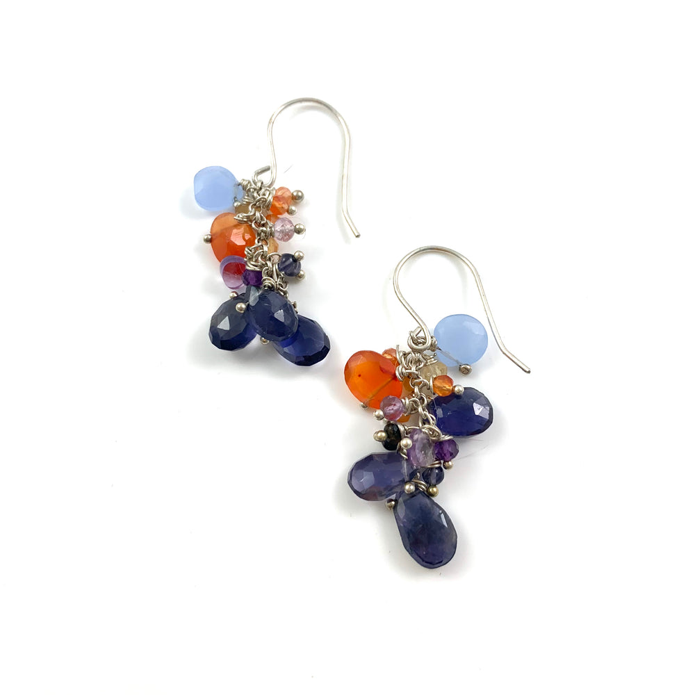 Santa Barbara Sunset Earrings