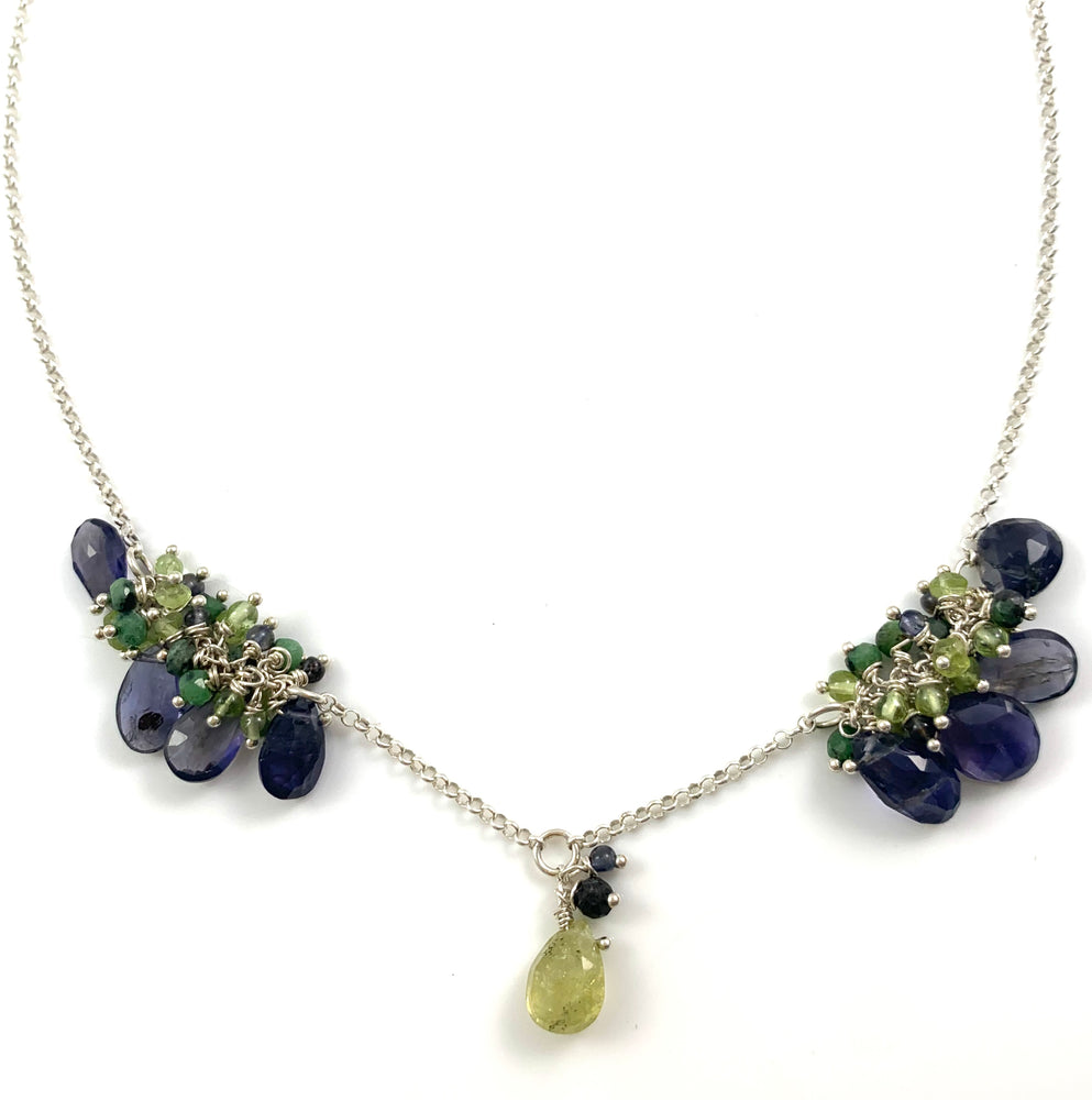 Spring Has Spring Necklace