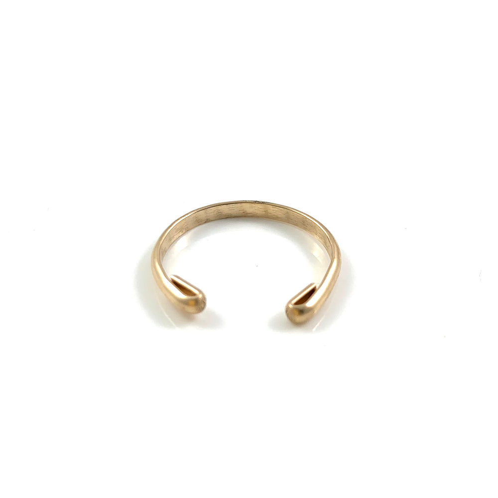 Adjustable Open Cuff Ring