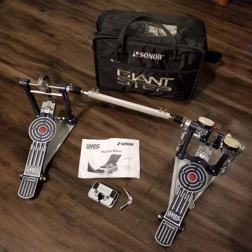 Sonor Giant Step Double Pedal