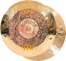 "Load image into Gallery viewer, Meinl Byzance Dual Hi Hat Cymbals - 14"" - NEW"