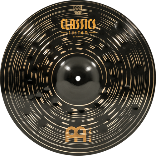 Meinl Classics Custom Dark Crash - 16