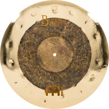 "Load image into Gallery viewer, Meinl Byzance Dual Crash - 18"" - NEW"