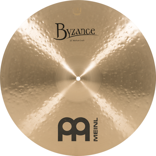 Meinl Byzance Traditional Medium Crash - 20
