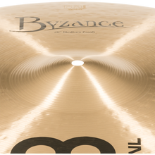 "Load image into Gallery viewer, Meinl Byzance Traditional Medium Crash - 20"" - NEW"