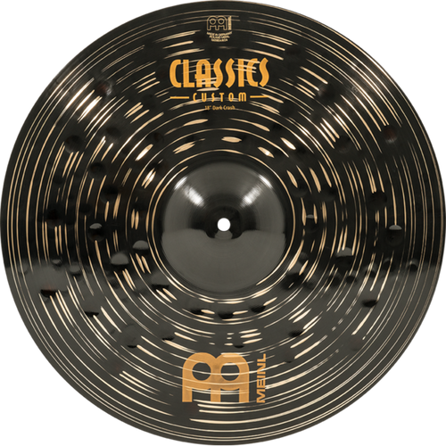 Meinl Classics Custom Dark Crash - 18