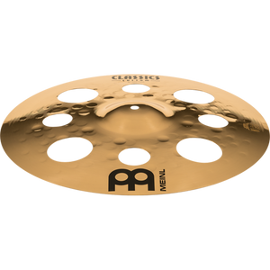 "Meinl Classics Custom Brilliant Trash Crash - 16"" - NEW"