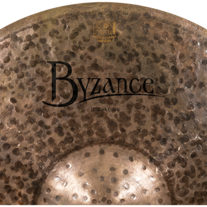 "Meinl Byzance Dark Crash Cymbal - 18"" - NEW"