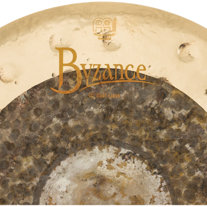 "Meinl Byzance Dual Crash Cymbal - 16"" - NEW"