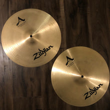 "Load image into Gallery viewer, Zildjian 14"" A Series New Beat Hi Hat Pair"