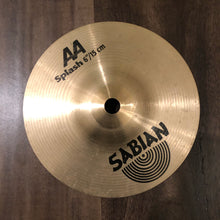 "Load image into Gallery viewer, Sabian 6"" AA Splash"