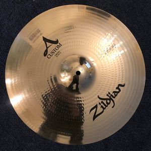 "Zildjian 16"" A Custom Crash Cymbal"