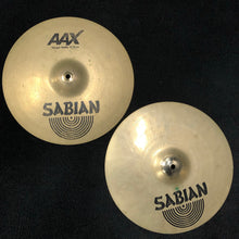 "Load image into Gallery viewer, Sabian 14"" AAX Stage Hi Hat"