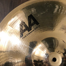 "Load image into Gallery viewer, Sabian 18"" AA Chinese Cymbal"