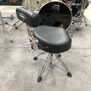 TAMA 1st Chair Ergo-Rider with Backrest