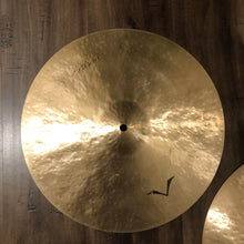 "Load image into Gallery viewer, Sabian 15"" Artisan Hi Hat Cymbals"