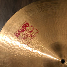"Load image into Gallery viewer, Paiste 24"" 2002 Ride Cymbal"