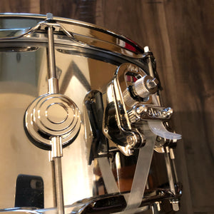 "DW Collector's Series Stainless Steel Snare - 14"" x 6.5"""