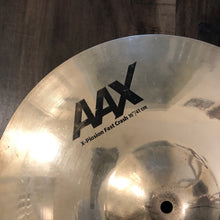 "Load image into Gallery viewer, Sabian 16"" AAX X-Plosion Fast Crash Cymbal"