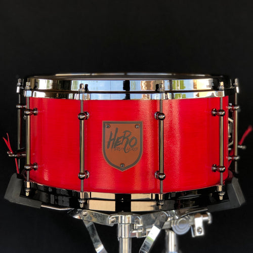 Hero Drumworks Custom Maple Snare - 14