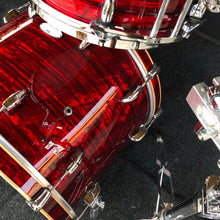 Load image into Gallery viewer, Pearl Music City Custom Masters Maple Reserve - Red Onyx - 12/16/22