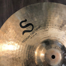 "Load image into Gallery viewer, Zildjian 18"" S Series Medium Thin Crash"
