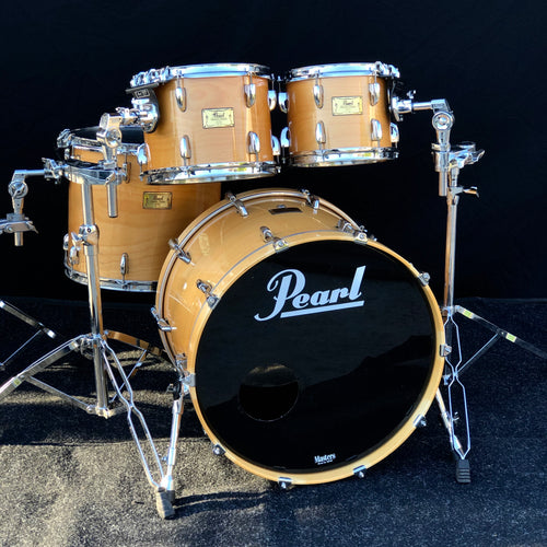 Pearl Masters Studio Extra Birch Natural - 10/12/16/22