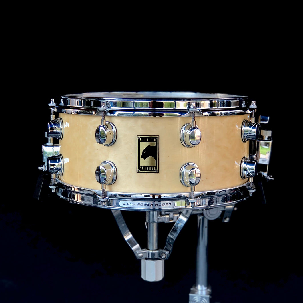 Mapex Black Panther Maple Snare Drum - Birdseye Maple - 13