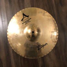 "Load image into Gallery viewer, Zildjian 13"" A Custom Mastersound Hi-Hat Cymbal (Bottom Hat)"