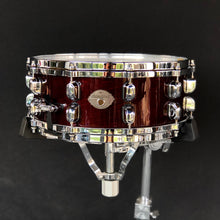 "Load image into Gallery viewer, TAMA Starclassic Performer Birch Snare Drum - Walnut Finish - 14"" x 5.5"""