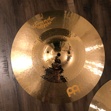 "Load image into Gallery viewer, Meinl 14"" Soundcaster Fusion Medium Hi-Hat Cymbals"