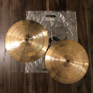 "Meinl 14"" Byzance Jazz Tradition Hi Hats"