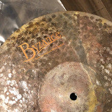 "Load image into Gallery viewer, Meinl 14"" Byzance Extra Dry Medium Hi Hat - NEW - FREE SHIPPING"