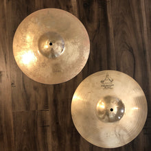 "Load image into Gallery viewer, Zildjian 14"" A Custom Projection Hi Hat Pair"