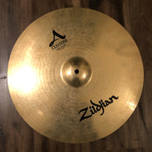 "Load image into Gallery viewer, Zildjian 17"" A Custom Fast Crash"