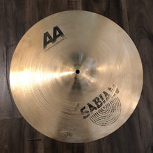 "Load image into Gallery viewer, Sabian 18"" AA Medium Crash Cymbal"