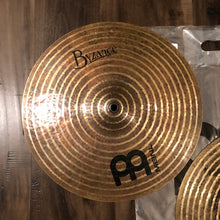 "Load image into Gallery viewer, Meinl 14"" Byzance Dark Spectrum Hi Hats"