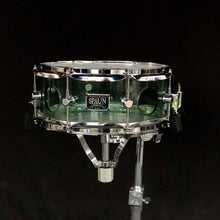 Load image into Gallery viewer, Spaun Acrylic Vented Snare Drum Coke Bottle 13 x 5.5 in.