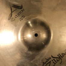 "Load image into Gallery viewer, Zildjian 18"" A Custom Crash Cymbal"