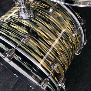 Ludwig Classic Maple FAB - Oyster - 13/16/22