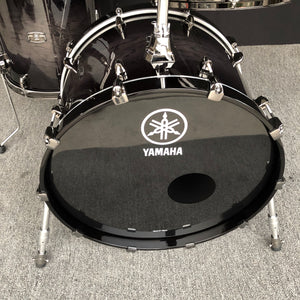 Yamaha Live Custom Oak - Black Shadow Sunburst - 13/16/22