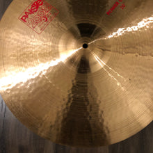 "Load image into Gallery viewer, Paiste 20"" 2002 Power Crash Cymbal"