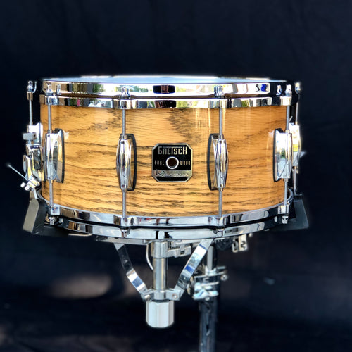 Gretsch Renown Purewood Oak Snare Drum - Limited Edition - 14