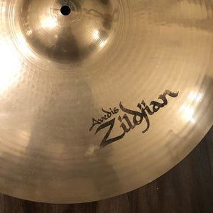 "Zildjian 20"" A Custom Medium Ride Cymbal"