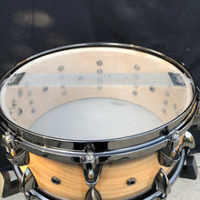 "Load image into Gallery viewer, OCDP Maple Snare Drum - 14"" x 6"""