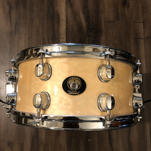 "Mapex Black Panther Maple Snare Drum - Birdseye Maple - 13"" x 6"""