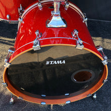 Load image into Gallery viewer, Tama Starclassic Performer B/B 4 Piece - Lava Glass Glitter - 10/12/16/22